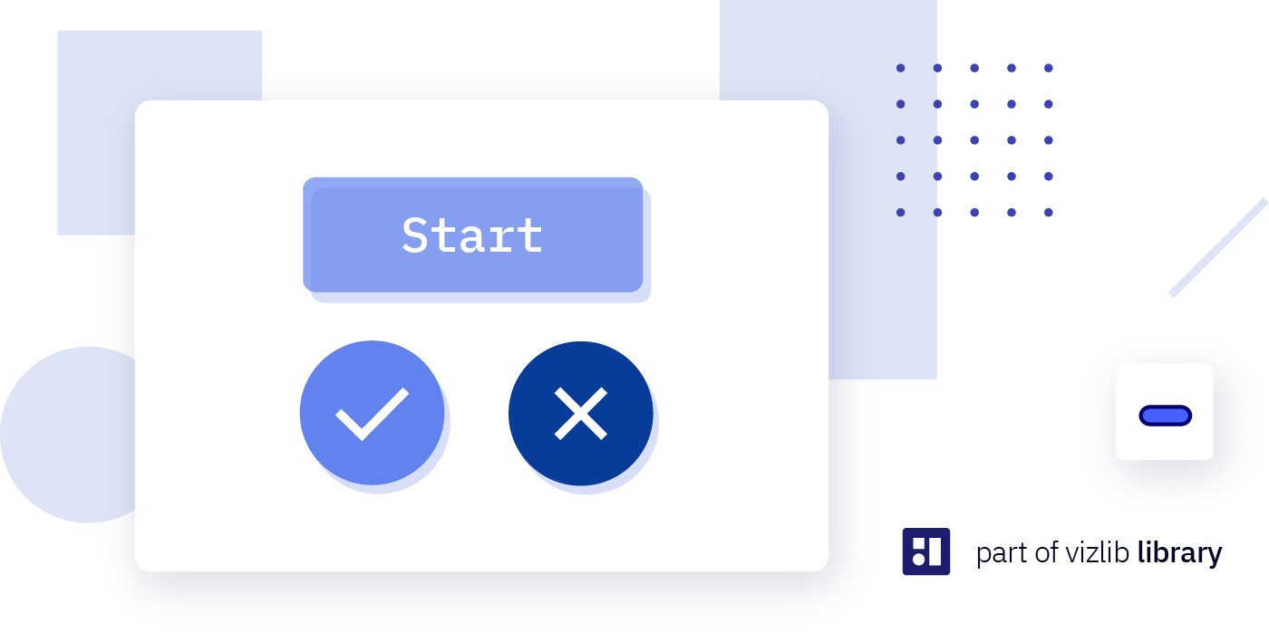 Vizlib Button for Qlik Sense: How do buttons improve the user experience?