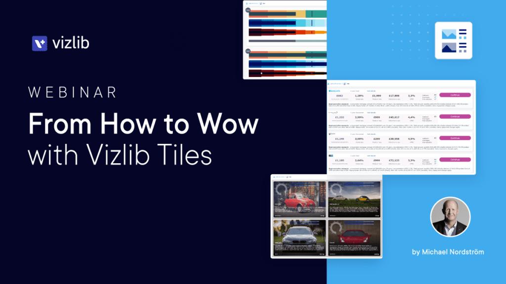 vizlib how to tiles webinar header