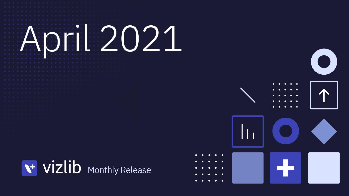 Vizlib April 2021 Release
