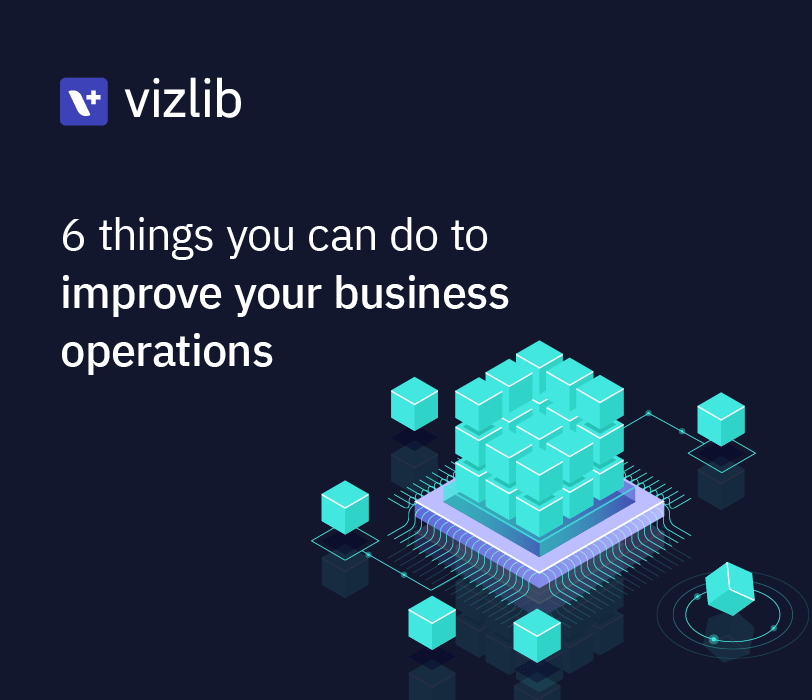 Vizlib 6 things you can do to improve your business operations