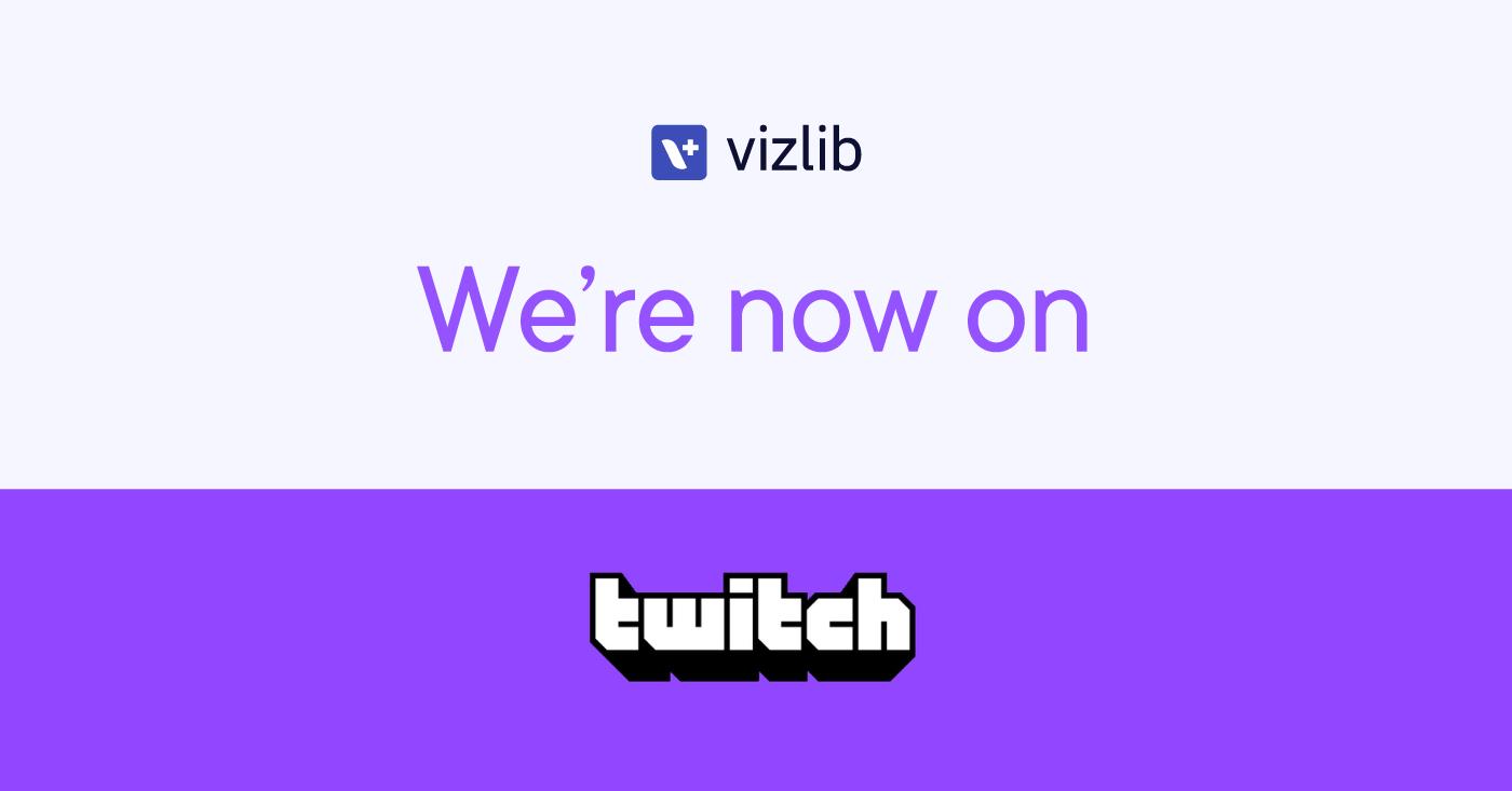 vizlib on twitch banner