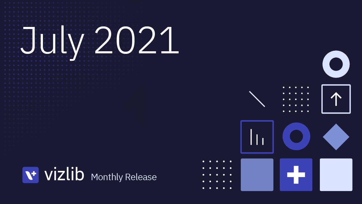 Vizlib July 2021 Release