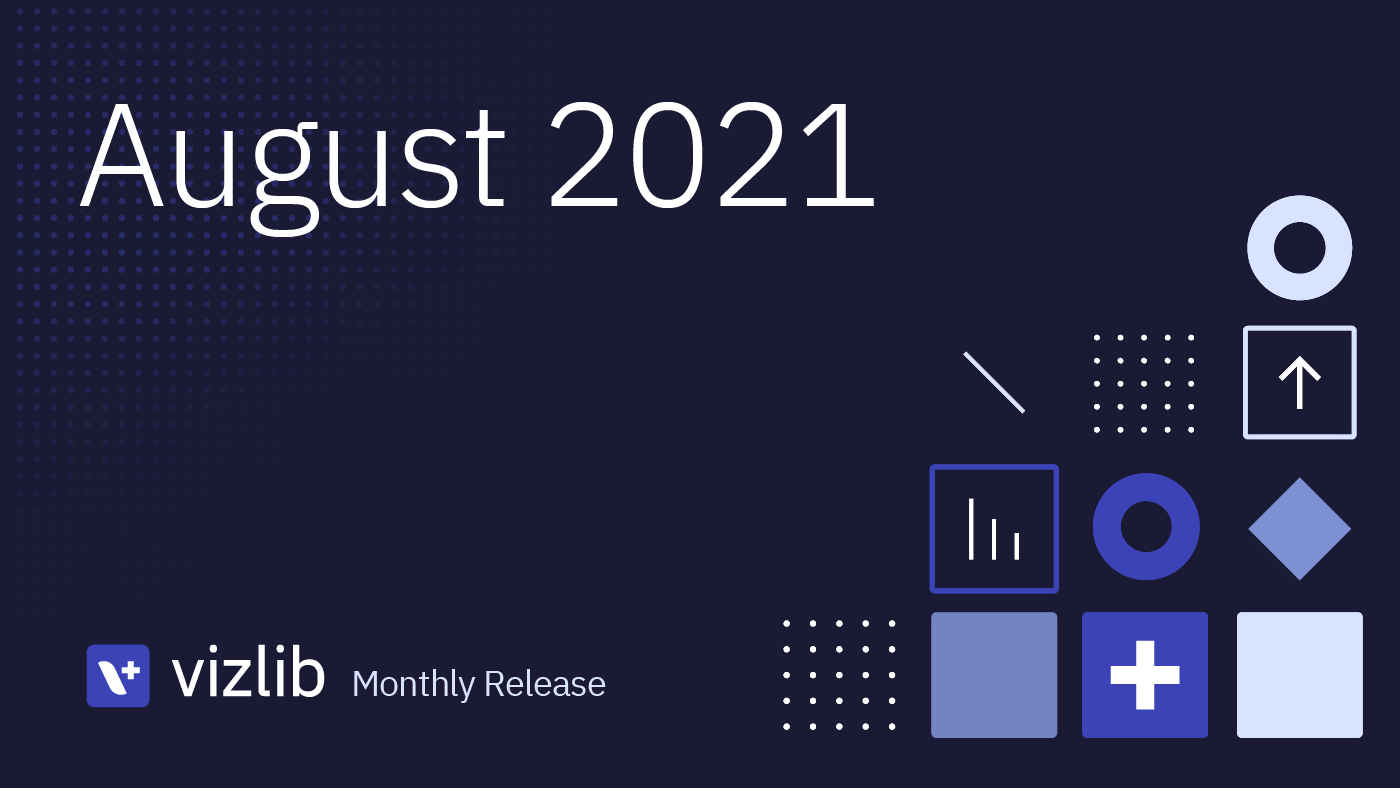 Vizlib August 2021 Release