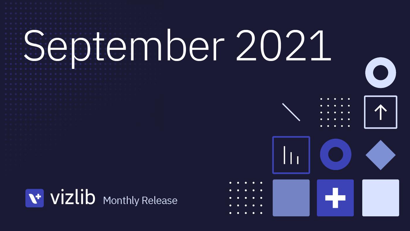 Vizlib September 2021 Release